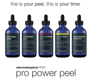 Clinical Treatments. dermalogicapeel