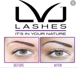 Treatments for the Face . lash lift