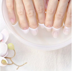 Nail Treatments . manicure